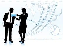 Geschäftsteamwork Stockbilder