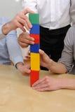 Geschäftsteamwork-Konzept Stockbilder