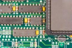 Geschäftstechnologiechip Lizenzfreies Stockfoto