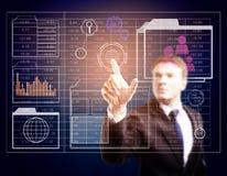Geschäftstechnologien Stockfoto