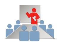 Geschäftstraining Lizenzfreies Stockbild