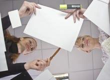 Geschäftstreffen Lizenzfreies Stockfoto
