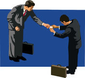 Geschäftstreffen Lizenzfreie Stockbilder