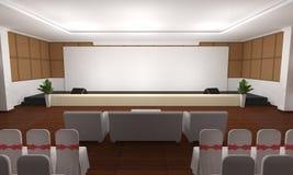 Geschäftstreffen Seminarraum Konferenz und Sitze Stockbilder