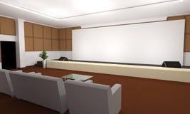 Geschäftstreffen Seminarraum Konferenz und Sitze Stockfotografie