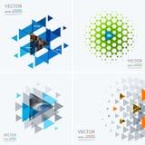 Geschäftsvektorgestaltungselemente für grafischen Plan Modernes Abstr. Stockbilder