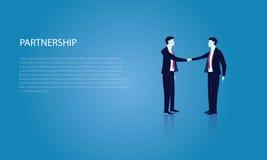 Geschäftsvereinbarungs-Vereinbarungs-Partnerschafts-Konzept Stockbilder