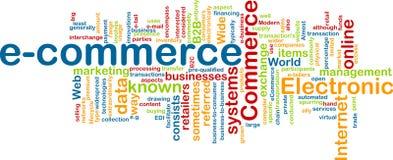 Geschäftsverkehrwortwolke Lizenzfreies Stockfoto