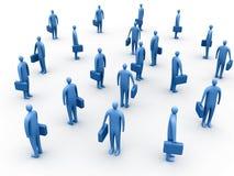 Geschäftsversammlung Lizenzfreies Stockfoto