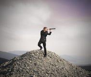 Geschäftsvision Lizenzfreie Stockfotografie