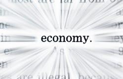 Geschäftswörter Lizenzfreie Stockfotos