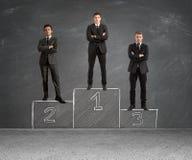 Geschäftswettbewerb Stockbilder