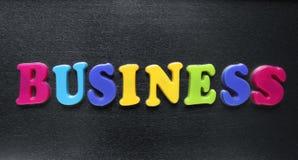 Geschäftswort Stockbilder