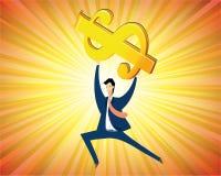 Geschäftszeichen Lizenzfreies Stockfoto