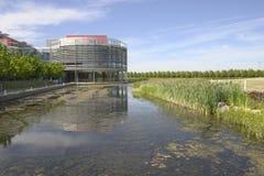 Geschäftszentrum 1 Stockfoto