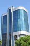 Geschäftszentrum Stockbild