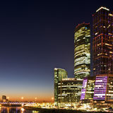 Geschäftszentrum Lizenzfreies Stockfoto