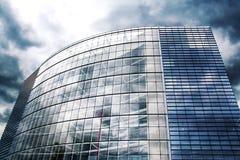 Geschäftszentrum Lizenzfreie Stockfotos