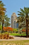 Geschäftszentrum Araaj Soukh Dubai Lizenzfreies Stockfoto