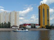 Geschäftszentrum Ramstor und Seefront Lizenzfreie Stockbilder
