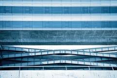 Geschäftszentrum von modernem Stockfotografie