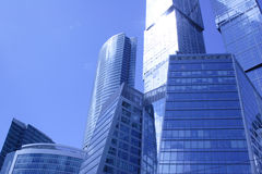 Geschäftszentrumgebäude Lizenzfreie Stockfotos