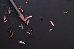 geschärfter Bleistift Lizenzfreie Stockfotografie