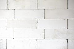 Geschäumter Betonblockhintergrund Stockbilder