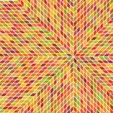 Geschakeerde textuur  Stock Fotografie