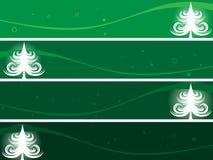Gescheiden banners eps8 Royalty-vrije Stock Fotografie