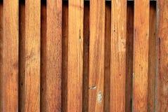Gescheiden houten muur royalty-vrije stock foto