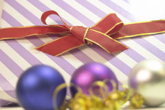 Geschenk stockbild