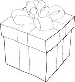 Geschenk Lizenzfreies Stockbild