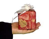 Geschenk stockbilder