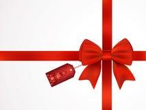 Geschenk-Bogen Lizenzfreies Stockfoto