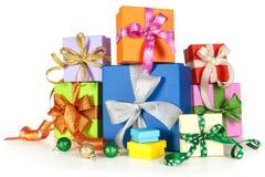 Geschenk Boxes Lizenzfreie Stockbilder