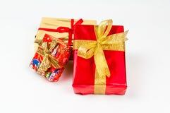 Geschenk Boxes Stockfotos