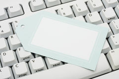 Geschenk-Einkaufen Online Lizenzfreie Stockfotografie