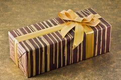Geschenk für den Feiertag Lizenzfreie Stockfotografie