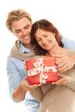 Geschenk für Mutter stockfotografie