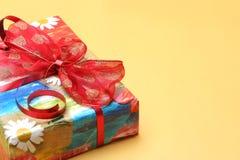 Geschenk für Sie Stockbild