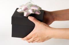 Geschenk für Sie Stockfotos