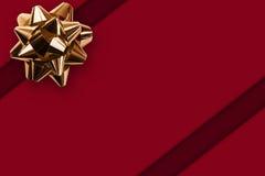Geschenk-Hintergrund Lizenzfreies Stockbild