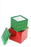 Geschenk-Kästen Stockfoto