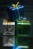 Geschenk-Kasten Lizenzfreie Stockfotografie