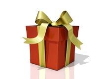 Geschenk-Kasten Vektor Abbildung