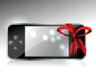 Geschenk Portable-Videospiel Lizenzfreie Stockfotos