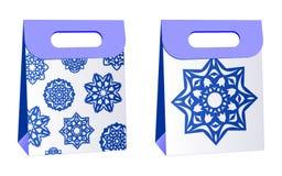 Geschenk-Verpacken Stockfotos