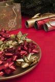 Geschenk-Verpacken Stockbild