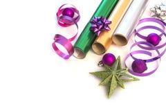 Geschenk-Verpackung Stockfotografie